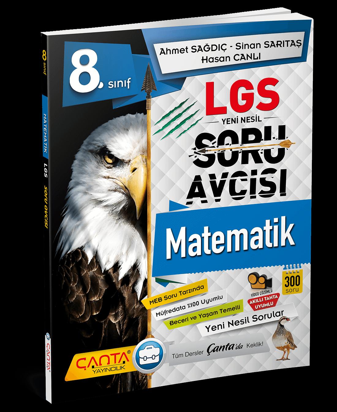 8. Sınıf – Matematik LGS Soru Avcısı