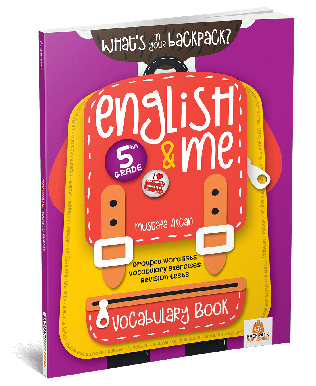 5. Sınıf – English & Me Vocabulary Book