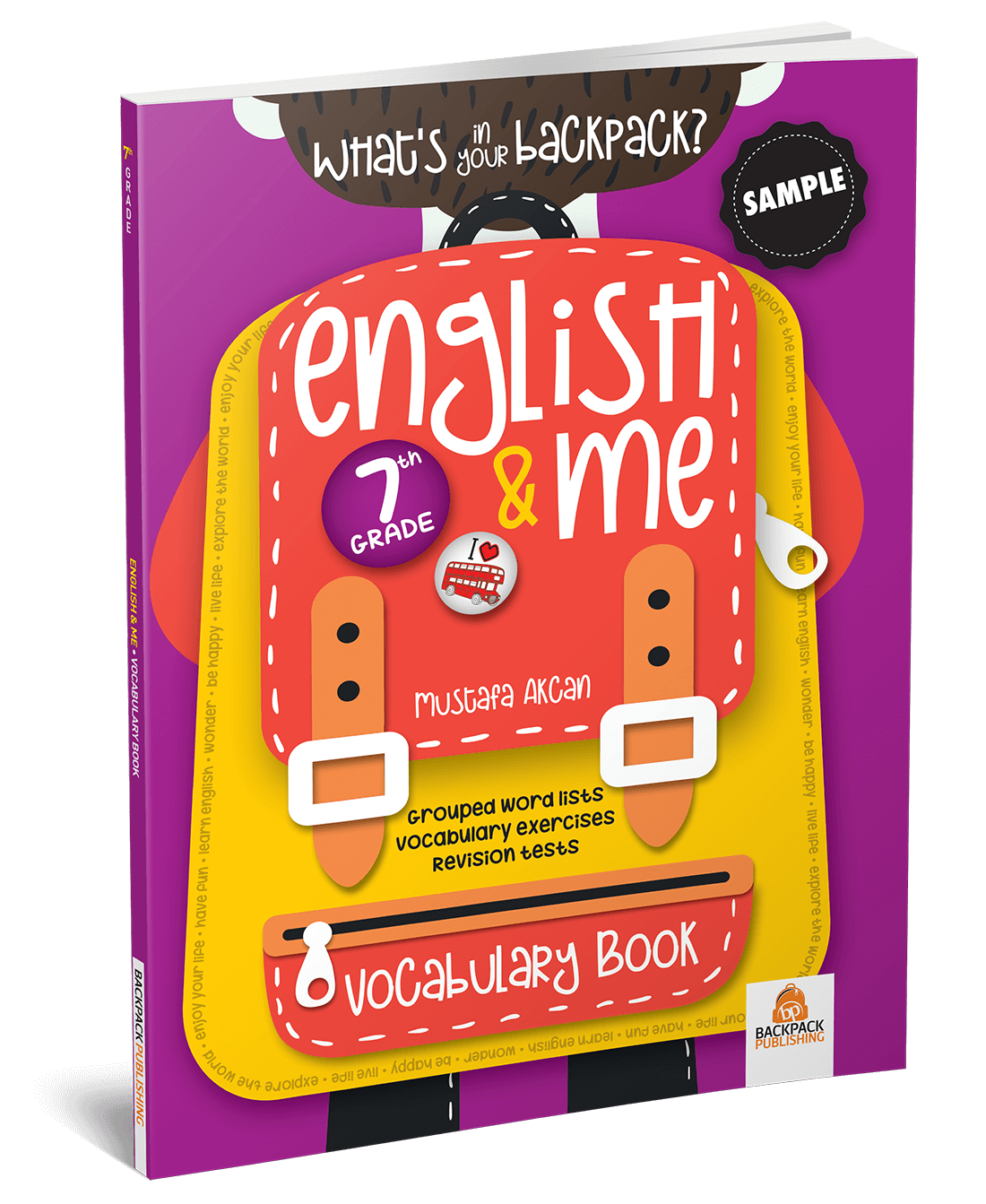 7. Sınıf – English & Me Vocabulary Book